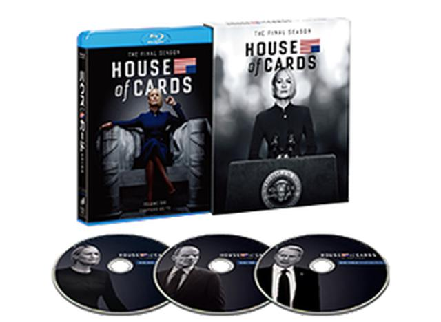 画像: ハウス・オブ・カード 野望の階段 ファイナルシーズン   海外ドラマ公式サイト   ソニー・ピクチャーズ