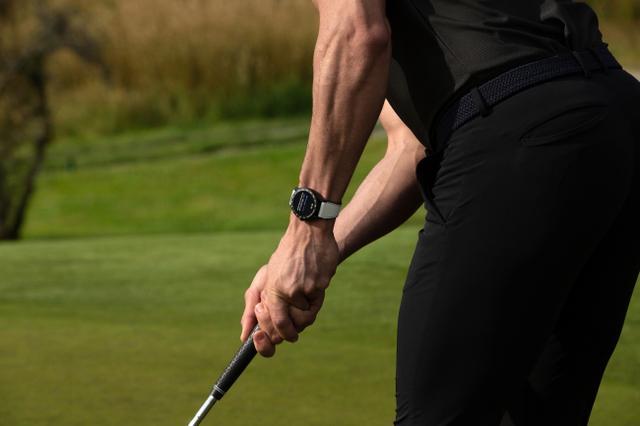 画像2: ゴルフのラウンドに最適なスマートウォッチ