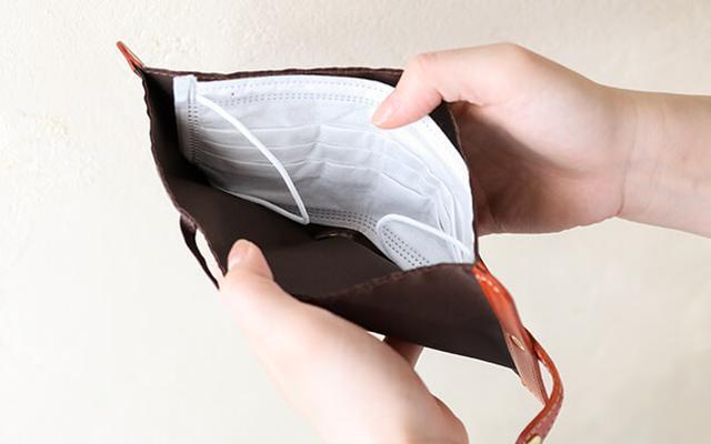 画像: インナーポケット付き