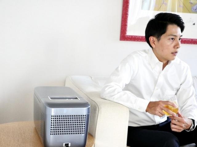 画像: 部屋で自分専用の冷蔵庫