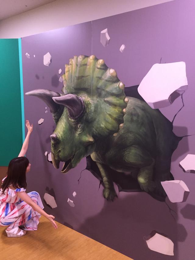 画像1: トロサウルスはトリケラトプス?とりあえずトロサウルスにしておこうか!