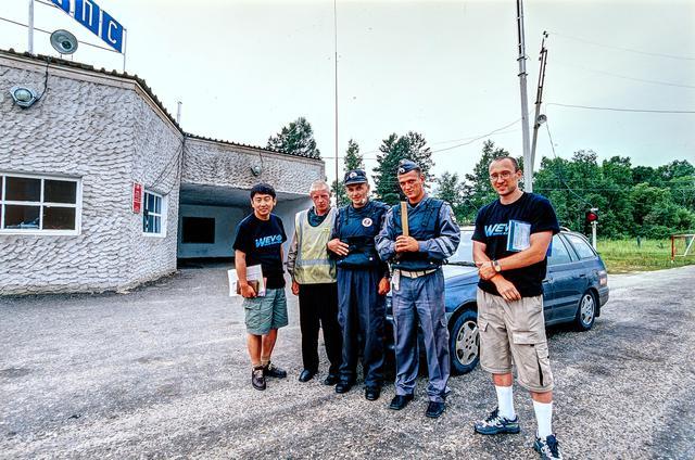 画像: Trans-Eurasia 15000km - dino.network   the premium web magazine for the Power People by Revolver,Inc.