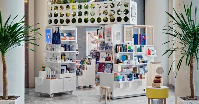 画像: New Stand Brookfield Place, Manhattanの店舗
