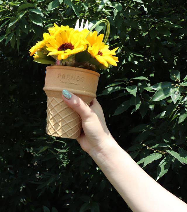 画像7: 大切な人へ贈るお花スイーツ この夏はカラフルな「ICECREAM BOUQUET」をあの人へ