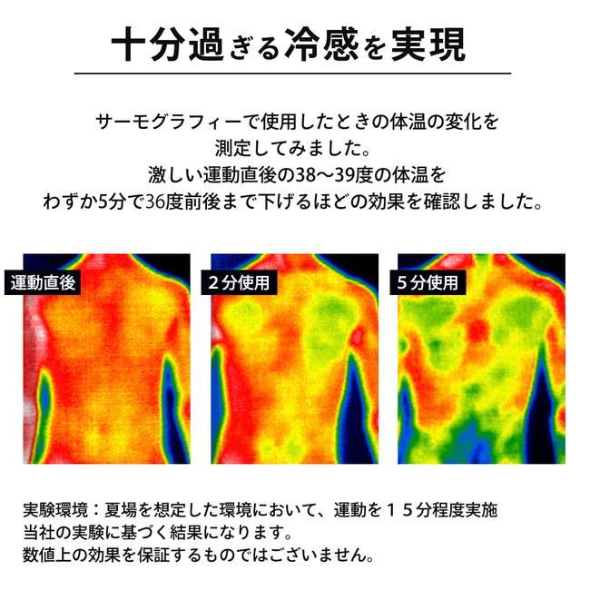 画像2: どこでも冷却可能!腰掛け扇風機で夏の熱中症予防対策