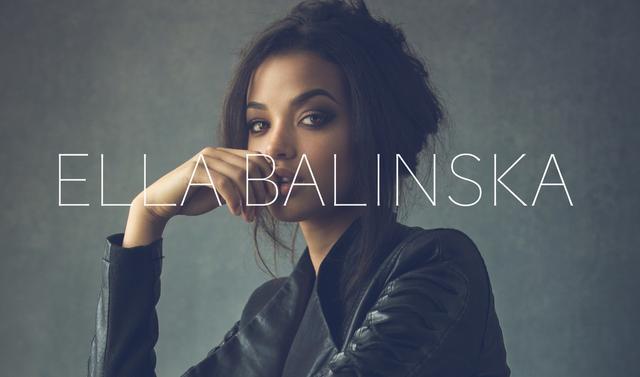 画像: Ella Balinska | Official Site