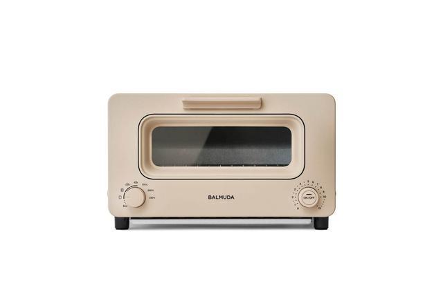 """画像3: バルミューダのトースターが進化!新色&新機能で""""サクふわ""""焼き立てパンを実現"""