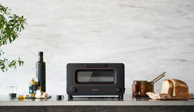 """画像7: バルミューダのトースターが進化!新色&新機能で""""サクふわ""""焼き立てパンを実現"""
