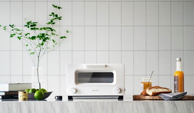 """画像6: バルミューダのトースターが進化!新色&新機能で""""サクふわ""""焼き立てパンを実現"""