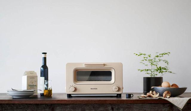 """画像5: バルミューダのトースターが進化!新色&新機能で""""サクふわ""""焼き立てパンを実現"""
