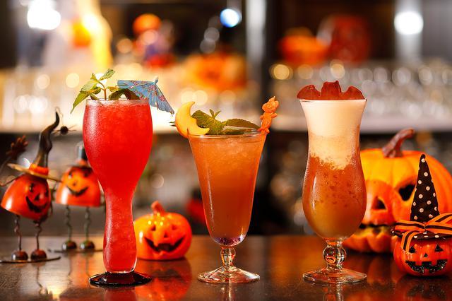 画像: Halloween Cocktail 2020 | DRINK | トレーダーヴィックス 東京 | 赤坂見附・永田町