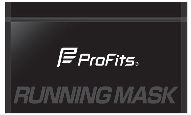 画像1: プロ・フィッツから「ランニング用マスク」が登場