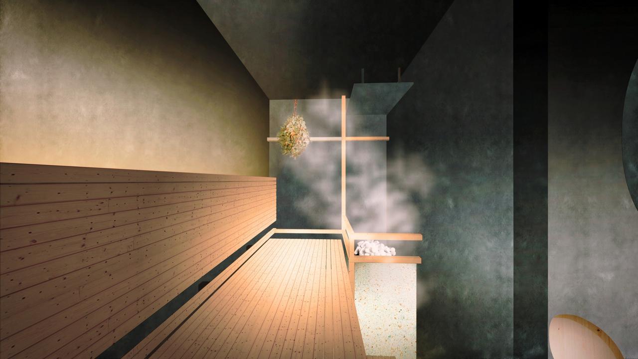 画像2: 今までにない、完全個室サウナ「ソロサウナ tune」