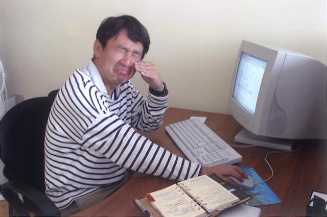 画像: ロシアでは、なかなかインターネットに接続できなかった。しかもウィンドウズではなくマックユーザーなので、なおさら接続は難しかった。