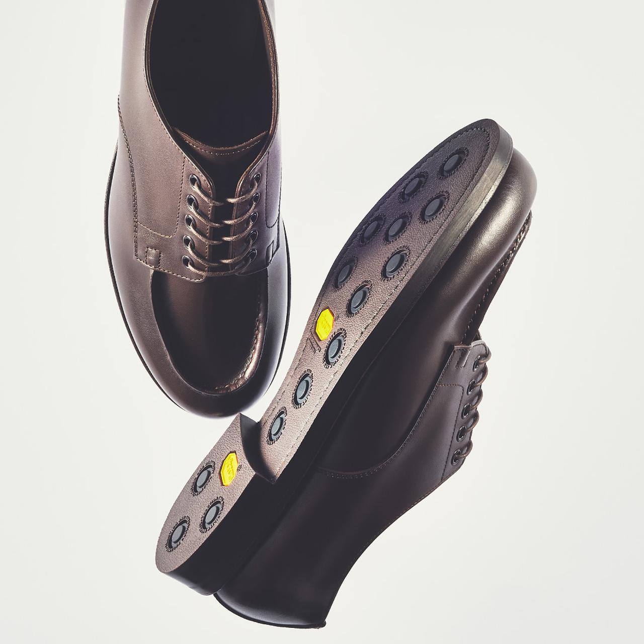 画像3: ヴィブラム社と共同開発 『YAMACHO MADE™』のストレス軽減紳士靴