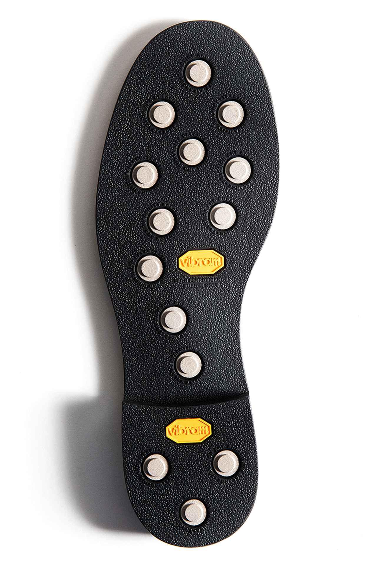 画像1: ヴィブラム社と共同開発 『YAMACHO MADE™』のストレス軽減紳士靴