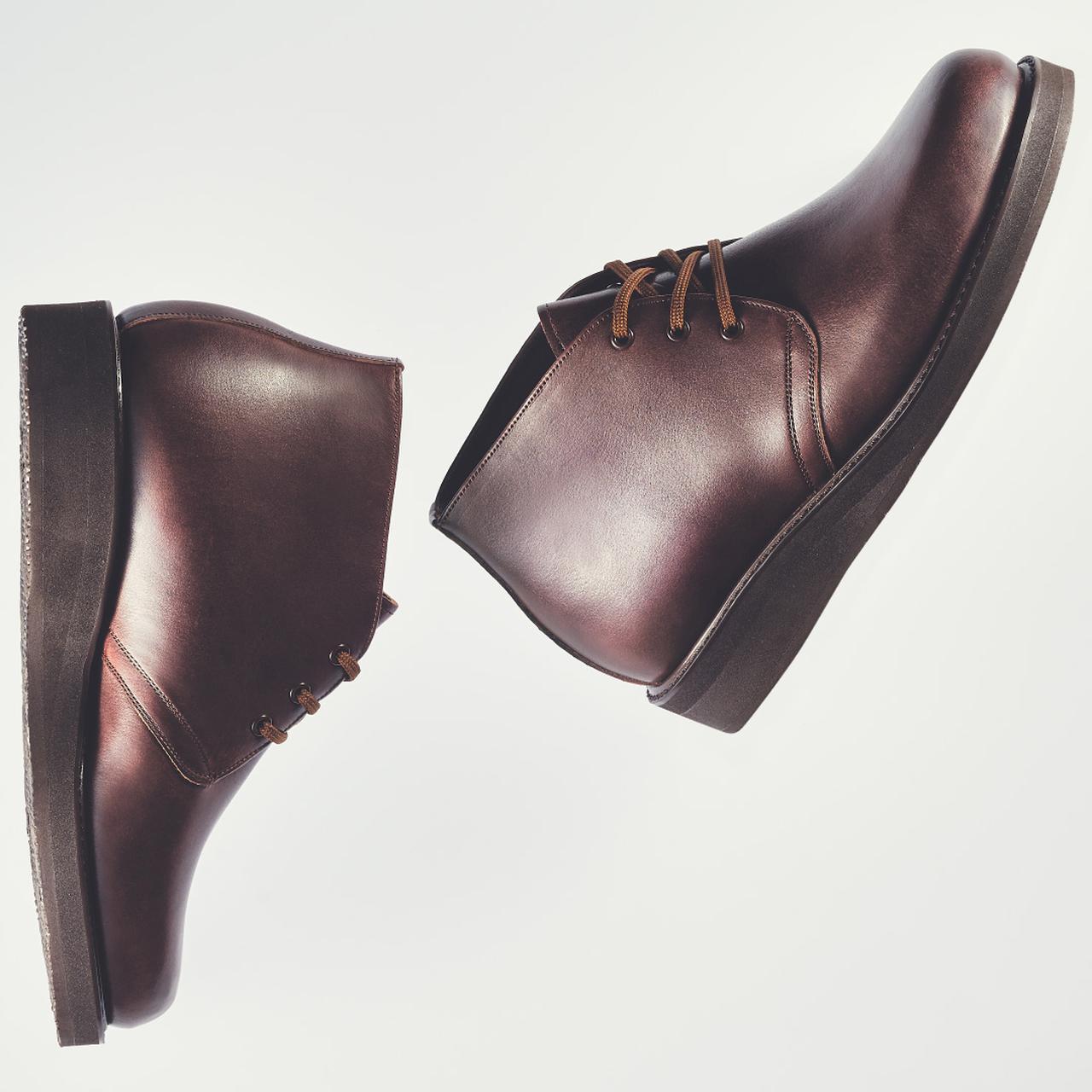 画像5: ヴィブラム社と共同開発 『YAMACHO MADE™』のストレス軽減紳士靴