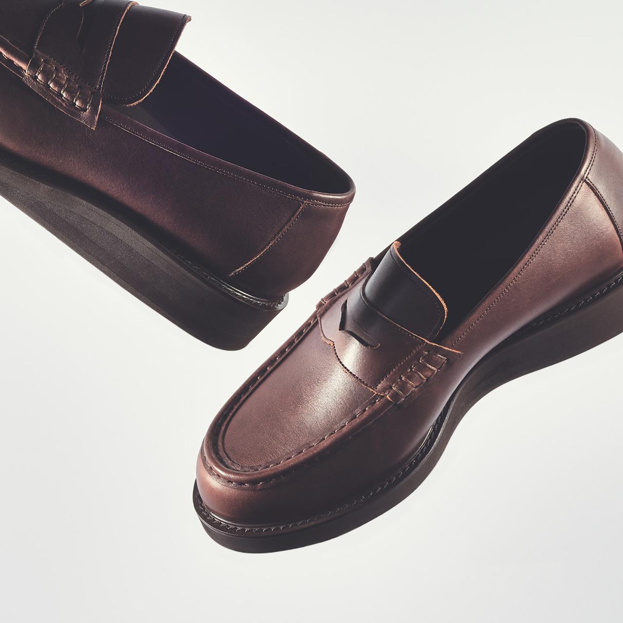画像4: ヴィブラム社と共同開発 『YAMACHO MADE™』のストレス軽減紳士靴