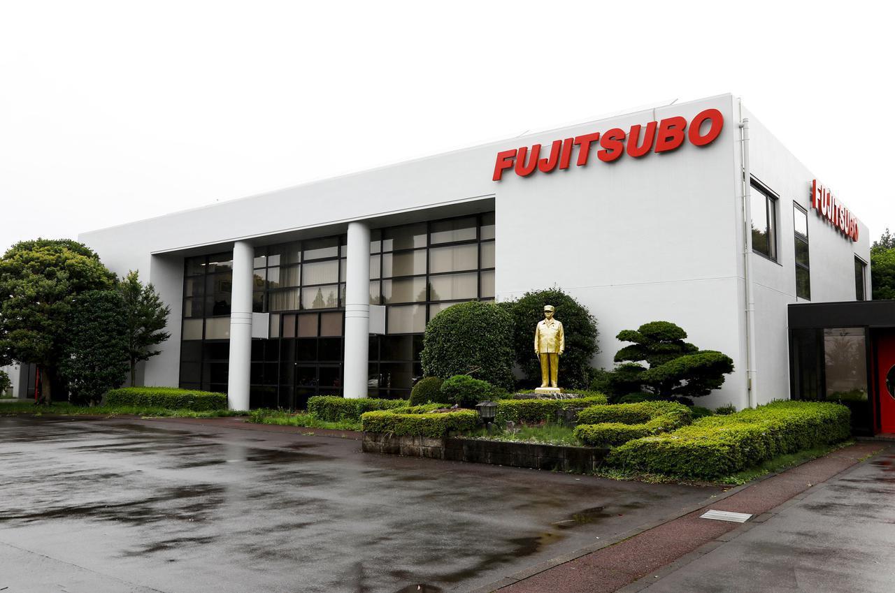 画像: 今回は静岡県裾野市にあるFUJITSUBOの裾野総合工場にお邪魔した