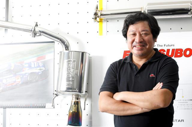 画像: 同社の取締役部長であり、研究開発部・海外事業室・営業企画部にも所属する藤壺政宏さん