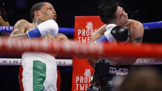 画像2: Gervonta Davis knocks Leo Santa Cruz out cold in sixth with a scintillating uppercut | DAZN News US