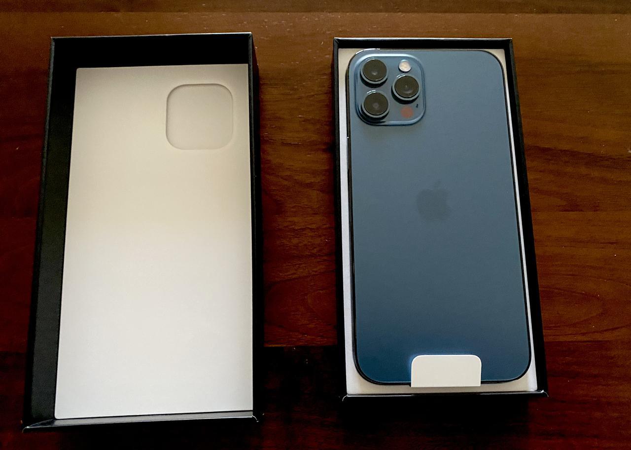 画像1: Apple iPhone 12 Pro Max 発売開始(2020/11/13)