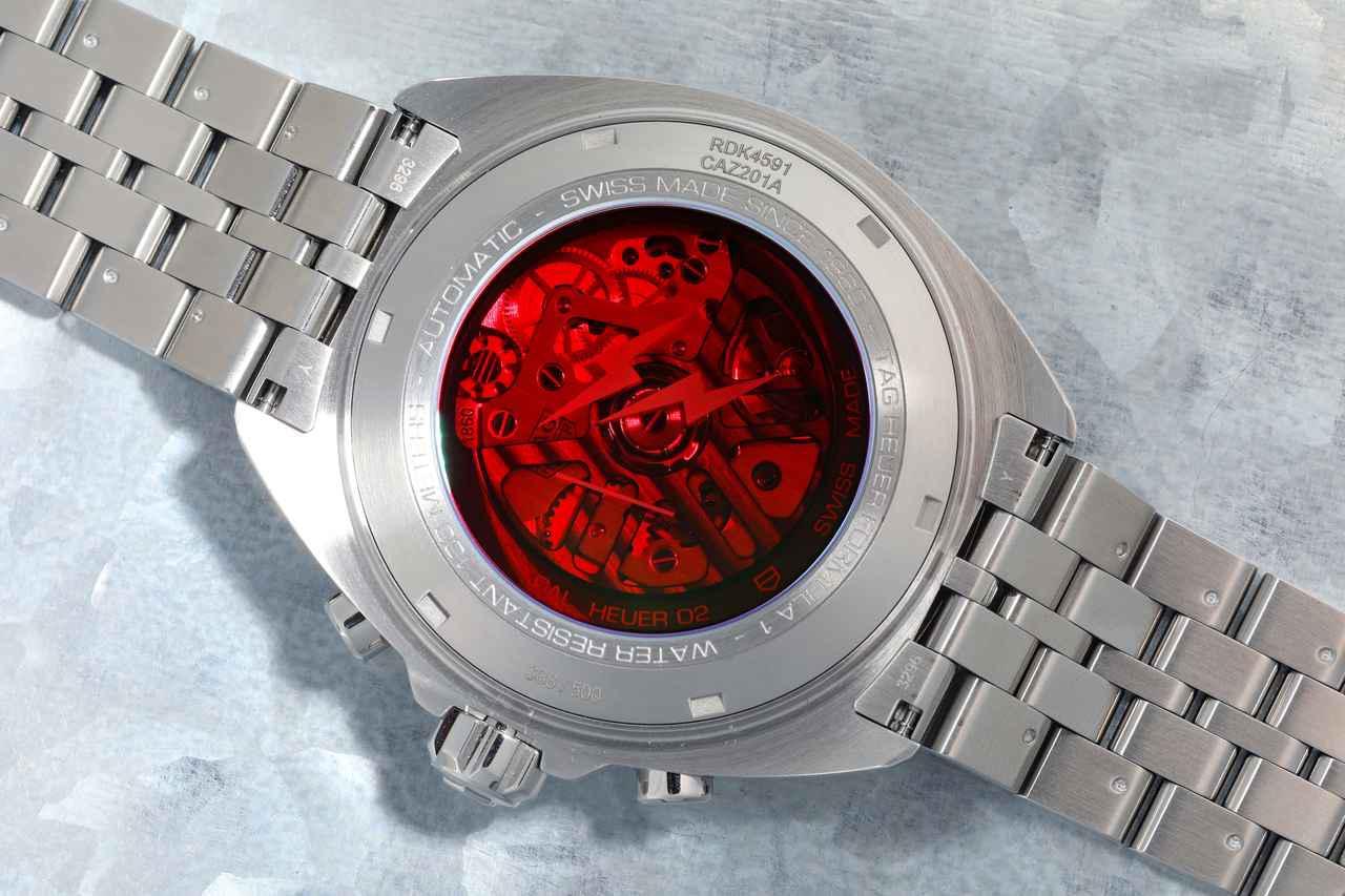 画像: 真っ赤なサファイアクリスタルは必見だ