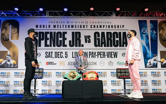 画像: Errol Spence Jr. Vs Danny Garcia Final Press Conference – World Boxing Council