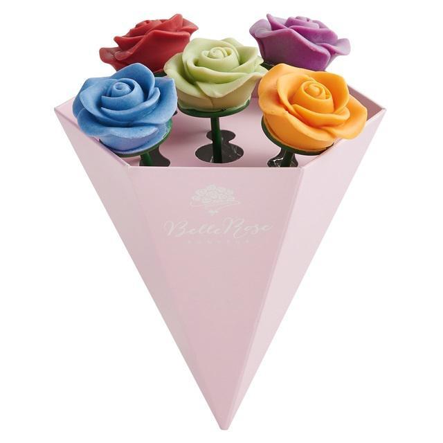 画像1: 想いを届ける薔薇のショコラ「ベルローズ・ボヌール」