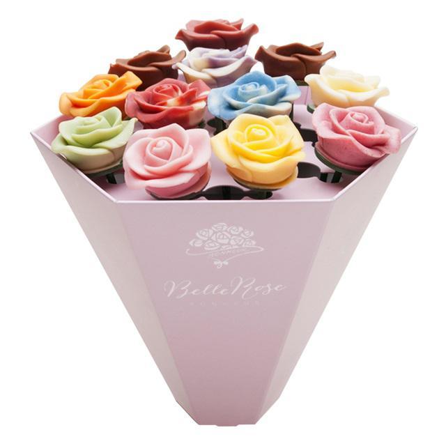 画像6: 想いを届ける薔薇のショコラ「ベルローズ・ボヌール」