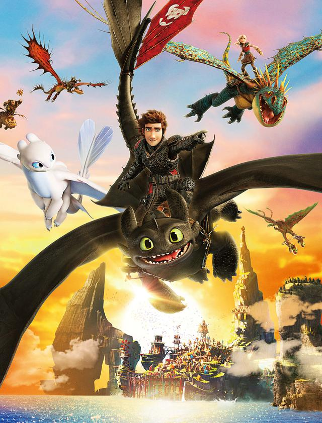 画像: 映画『ヒックとドラゴン 聖地への冒険』公式サイト