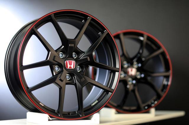 画像: 【Honda×BBS】『史上最速のシビック』専用鍛造ホイール開発秘話
