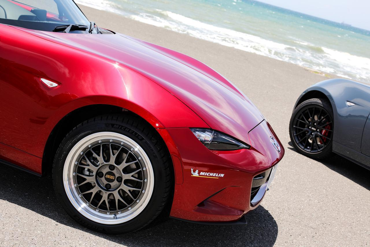 画像: 【BBS LM×MAZDA ND Roadster】 ホイールマッチング実感テスト - dino.network   the premium web magazine for the Power People by Revolver,Inc.