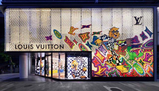 画像1: (C) LOUIS VUITTON / TOMOYUKI KUSUNOSE