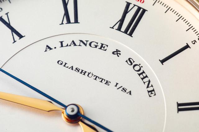 画像: ドイツ時計の聖地「グラスヒュッテ」。この名前を入れることができるのはグラスヒュッテ基準をクリアした時計のみ