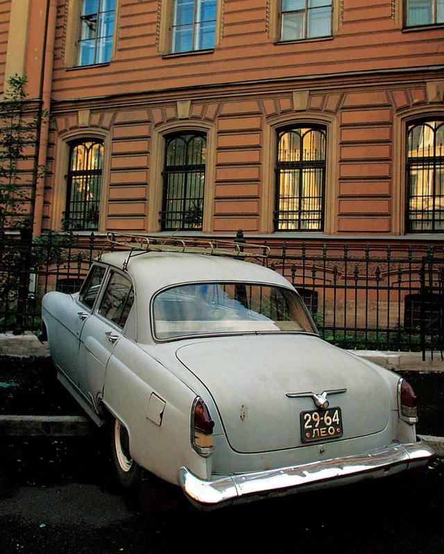 画像: 古式豊かなヴォルガとサンクトペテルブクの街並みも見納め。