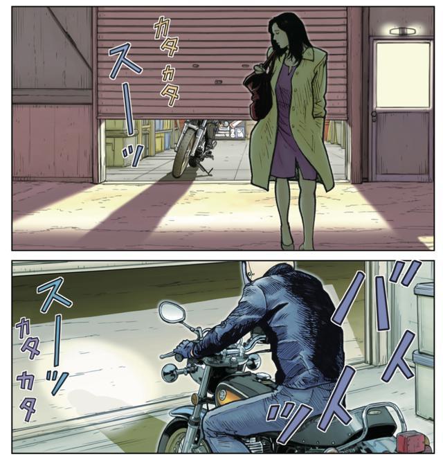 画像3: 縒りを戻しにきた?女を振り切って桜吹雪の中へ