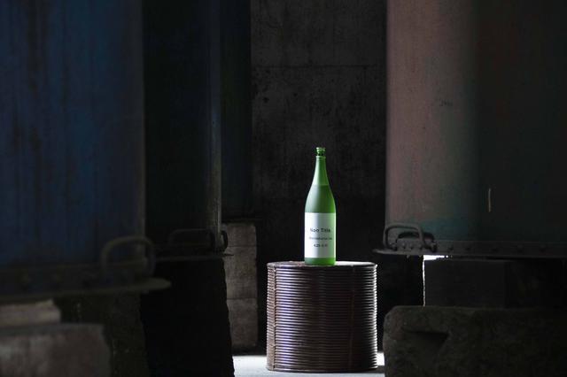 画像: 「NonTitle.(無題)」 今期の酒造りが終わった蔵を背景にした一枚。