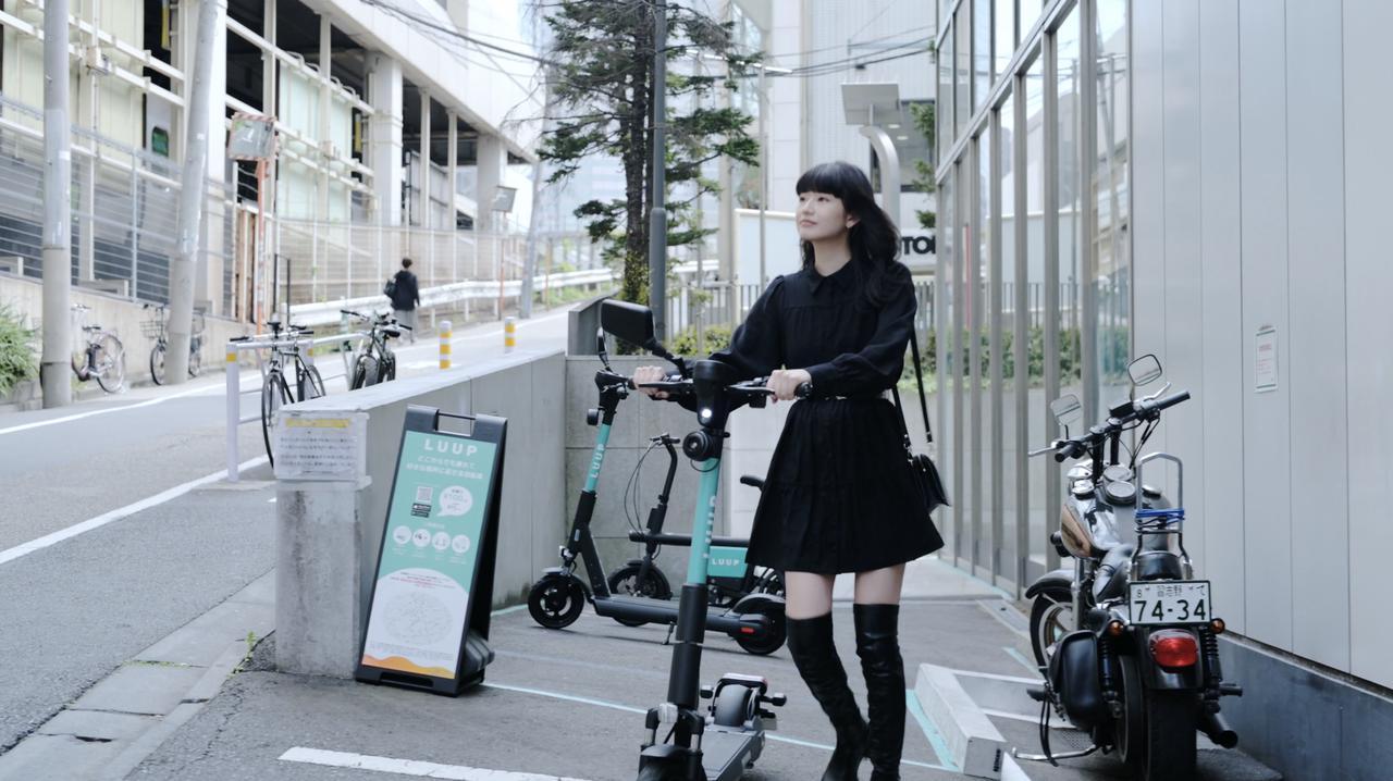 画像: ニューノーマル時代を生きる現代人に向けた移動手段