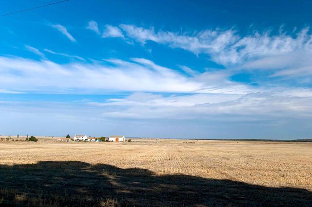 画像: アウトバーンを疾走しながら見た、牧歌的なヨーロッパの風景。やはり、ロシアで眺め続けてきた「自然」がそのまま飛び込んでくるような原生的な景色とは、異なった印象として感じられた。