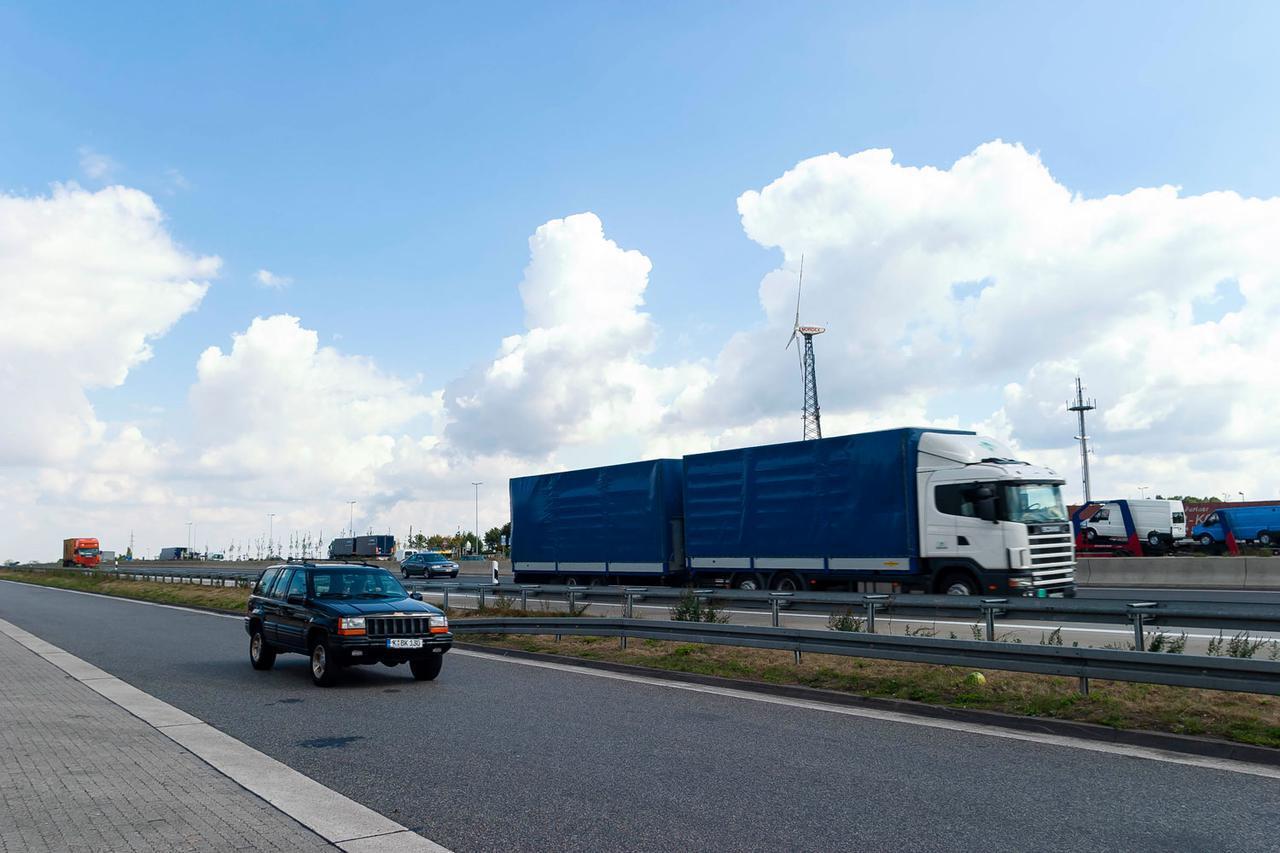 画像: 整然さこそがドイツ流 運転時の疲労も軽い