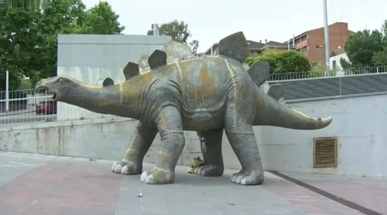 画像1: ステゴサウルス事件簿