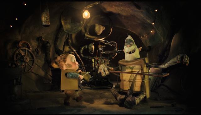 画像1: 『ボックストロール』箱の中身は醜悪な怪物?