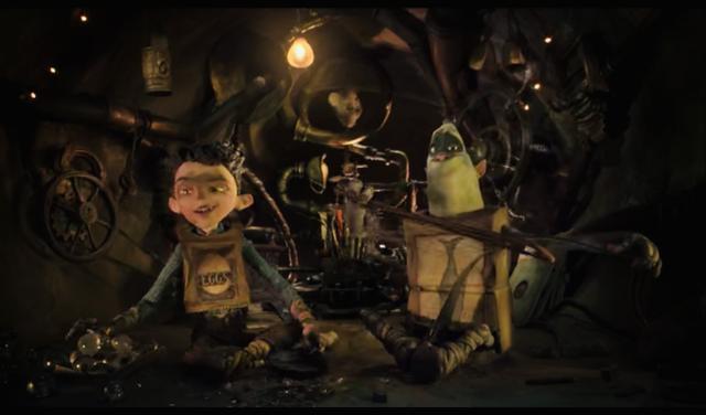 画像2: 『ボックストロール』箱の中身は醜悪な怪物?