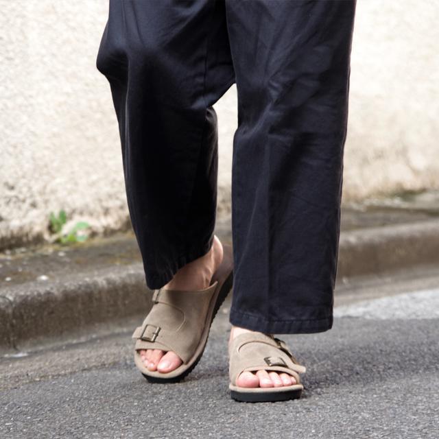 画像2: 大人の夏を楽しむ、MADE IN JAPANのメンズレザーサンダルに注目!
