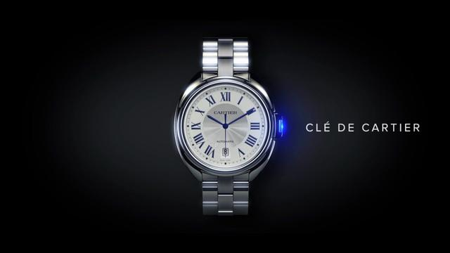 画像: Clé de Cartier youtu.be
