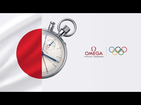 画像: Timekeeping and tradition: OMEGA meets Japan youtu.be