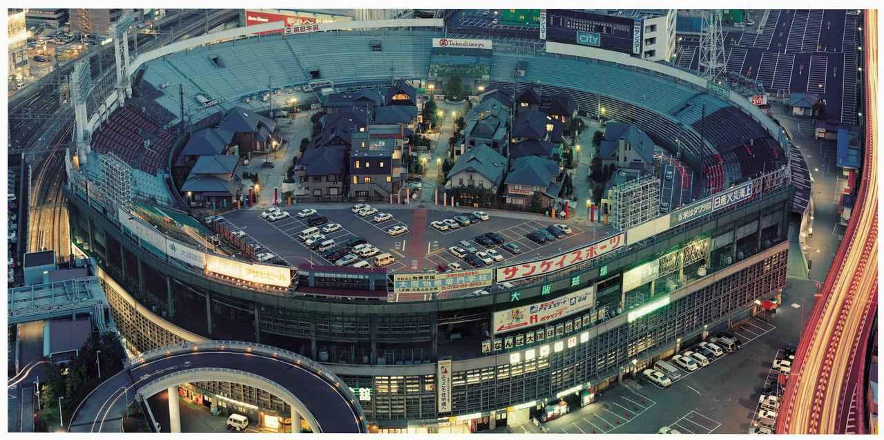 畠山直哉《untitled / Osaka 1998》