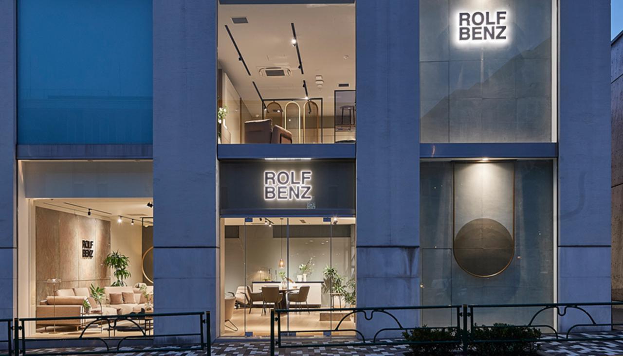 画像: ROLF BENZ 世界初となる路面店「ROLF BENZ TOKYO」 - dino.network | the premium web magazine for the Power People by Revolver,Inc.