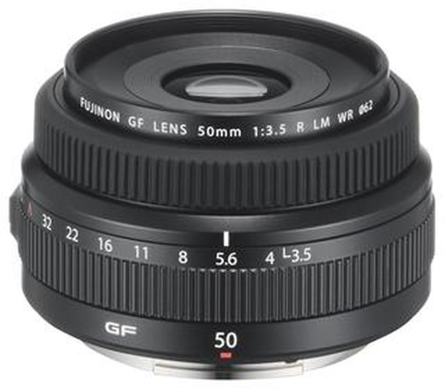 画像: ラージフォーマットの撮影を軽快にする単焦点レンズ フジノンレンズ GF50mmF3.5 R LM WR